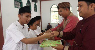 Khotaman Al Qur'an Santri Ma'had Tahfizhil Qur'an